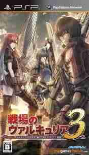 Descargar Senjo No Valkyria 3 Unrecorded.Chronicles [JAP][PSP] por Torrent
